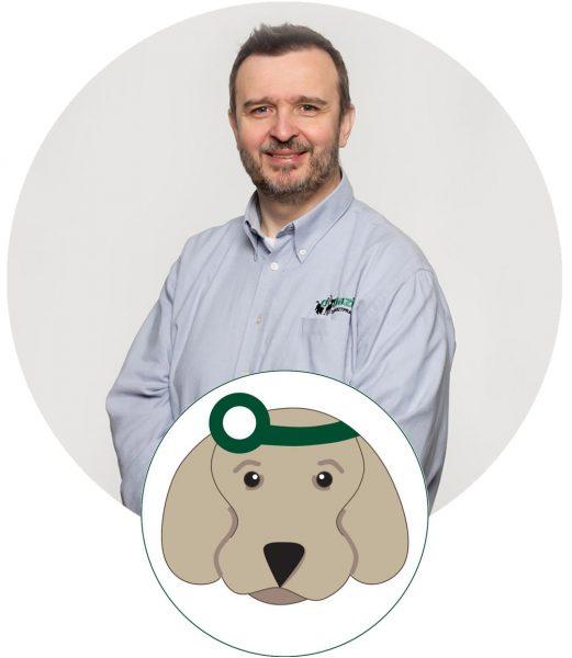 Tierarztpraxsi d'Orazio - Dr. Nikola Katic, Dipl.ECVS