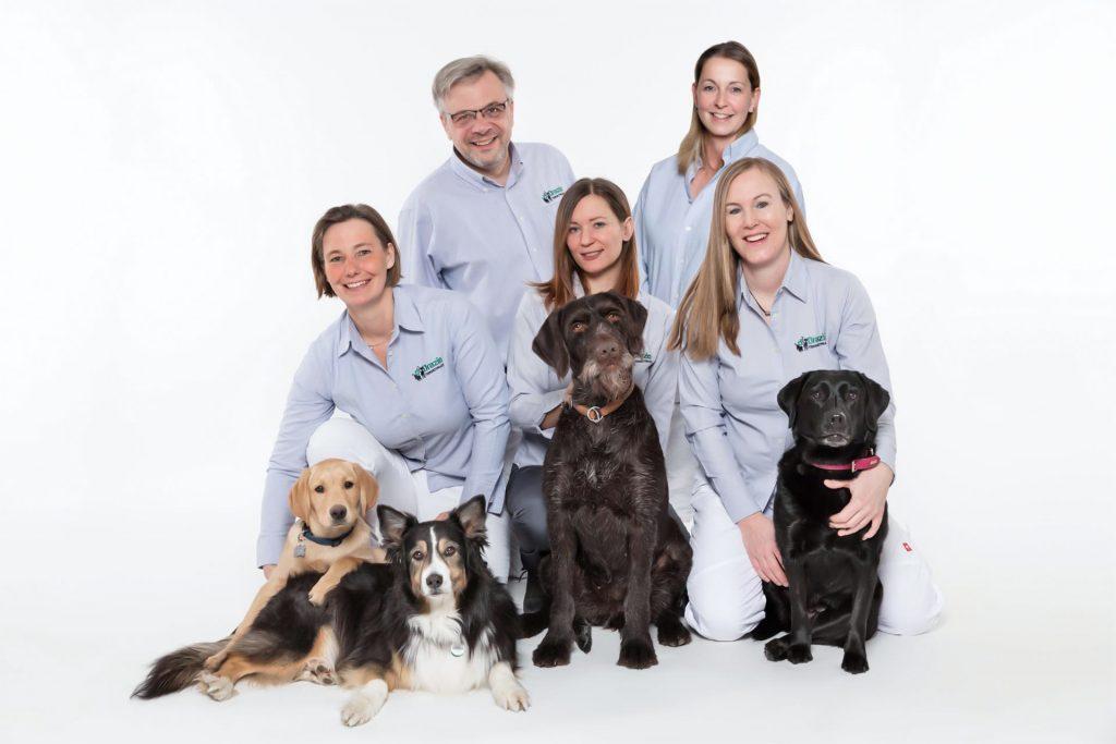 Tierarztpraxis d'Orazio Team