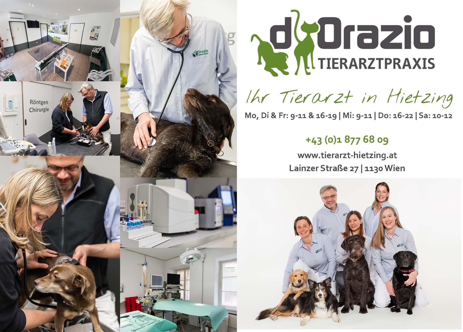 Tierarztpraxis d'Orazio - Mag. Paolo d'Orazio