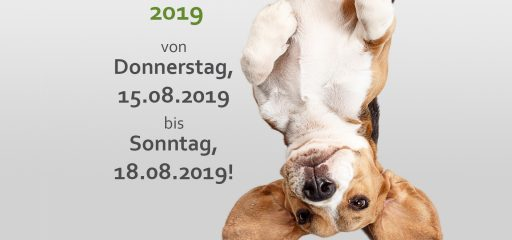 Tierarzt-Hietzing Sommerpause August 2019